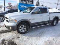 2013 Ram 1500 Outdoorsman 4X4 CLEAN TRUCK!! FOR ONLY $29 995!!