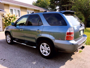 2005 Acura MDX top of the line - Accident Free !!