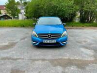 2013 Mercedes-Benz B Class B180 CDI BlueEF Sport 5dr Auto 1 Owner Full Mercedes