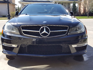 2013 Mercedes-Benz C-Class c63 Coupe (2 door)