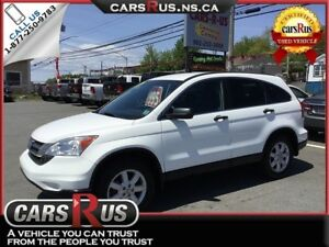 2011 Honda CR-V AWD LX     FREE 1 YEAR PREMIUM WARRANTY INCLUDED