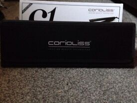 C1 Black edition Corioliss Straighteners(BRAND NEW NEVER USED)