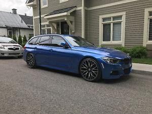 BMW 328i Touring M Sport 2014 - Comme neuve + Pièces