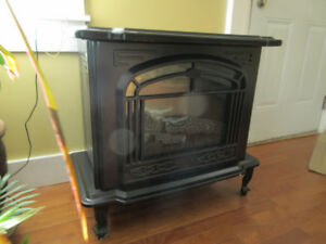 Electric Fireplace - Vermont Casting Style
