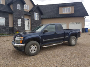 2007 GMC Canyon Extended Cab 4x4