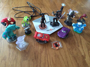 Disney Infinity game and disk
