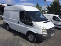 Ford Transit Swb hi top 2008 08 Reg only 72000 miles