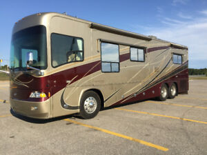 2007 Diesel Country Coach Allure 470 Sunset Bay