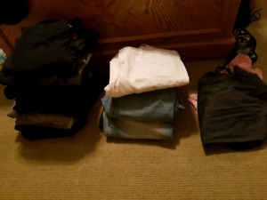 Bag of woman's small to medium clothing