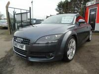 2007 Audi TT 2.0T FSI 2dr,FSH,2 keys,12 months mot,Warranty,Low rate finance ...