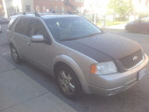 2006 Ford FreeStyle/Taurus X Limited Wagon