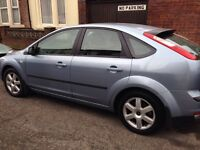 55 Plate Focus 1 .6 Style , 1 Owner , 1 Yr Mot , Service History