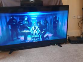 TOSHIBA 58INCH 4kUHD ,HDR, smart 3d led tv