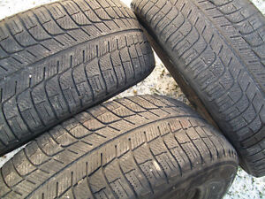 205/65/R16 SNOW TIRES FOR SALE