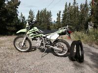 2009 Dual Sport KLX 250S