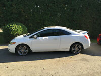 2007 Honda Civic Si 6-Speed Coupe (2 door)
