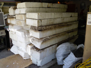 Styrofoam Blocks