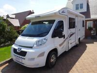 2010 Elddis Autoquest 155 Rear Fixed Bed Motorhome For Sale Ref 15206