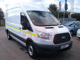 2015 Ford Transit 350 2.2 High roof EX LEASE