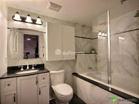 Condo 4 1/2 for rent. Downtown appartnent 30 sec from metro