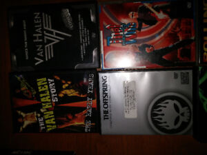 Dvd Rock Music Concerts