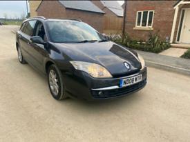 2008 Renault Laguna Dynamique 2.0 Petrol (Low Miles)