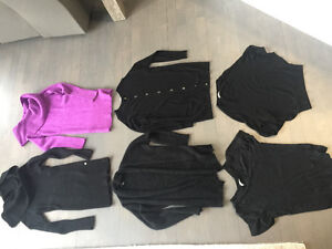 Medium - tops & sweaters - guess Zara vero moda