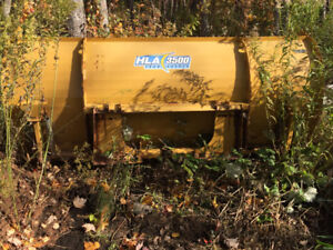 HLA SNOW PUSHER 3500 SERIES