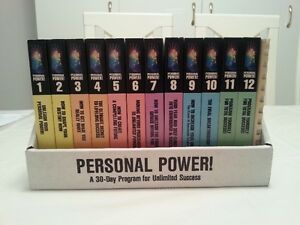 BARGAIN!!!!! PERSONAL POWER Unlimited Success
