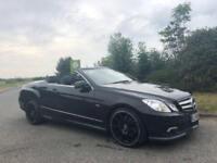 Mercedes-Benz E350 3.5 CGI Blue F 7G-Tronic Sport *CAT C BARGAIN*
