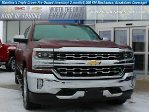 2016 Chevrolet Silverado 1500 LTZ | Front  Rear Park Assist | Lo