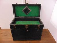 Vintage Machinist Watchmaker's Chest