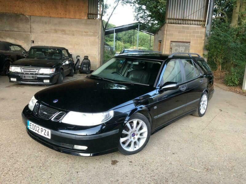 Used, Saab 9-5 2.3 HOT Auto Aero MY 2002 for sale  Norwich, Norfolk