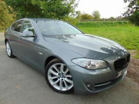 2010 BMW 5 Series 520d SE 4dr Step Auto Media Pack! 19in Alloys! 4 door Saloon