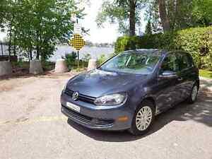 2011 Volkswagen Golf 2.5 L Trendline