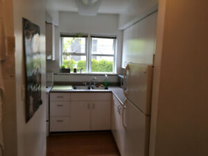 UBC Campus -One room in two bedroom for $649/month all inclusive