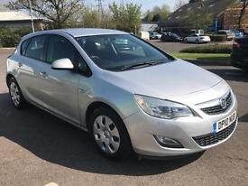 2010 Vauxhall/Opel Astra 1.6i Exclusiv - 5 Door, New MOT, HPI Clear