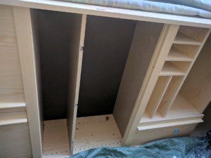 Cabinet - wall unit