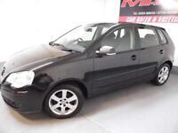 Volkswagen Polo 2008 1.4 Tdi Sport 5 Door Only 64531 Miles