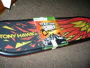 NEW GAME  TONY HAWKS  SHRED