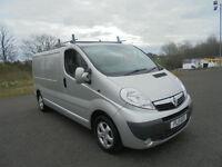 2011 Vauxhall Vivaro 2.0CDTi ( 115ps ) ( EU IV ) 2900 LWB SPORT
