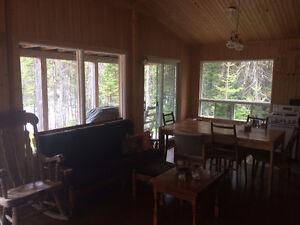 Chalet à vendre sur les Monts Valin Saguenay Saguenay-Lac-Saint-Jean image 4