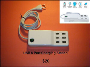 USB Charging Station – USB Charging Adapters