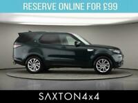 2017 Land Rover Discovery 3.0 TD V6 HSE Auto 4WD (s/s) 5dr SUV Diesel Automatic