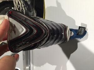 Pro stock hockey - Bauer APX 2 skates - 8EE
