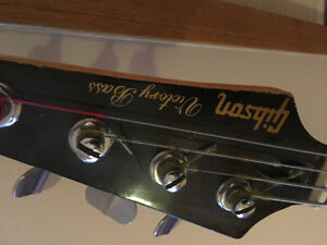 80's gibson victory bass