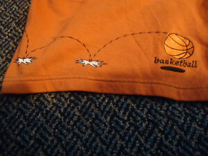 Boys Size 4 Basketball Print Sweatshirt Kingston Kingston Area image 4