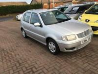 2000 Volkswagen Polo 1.4 Match Limited Edition 5dr