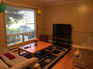 Two bedrooms in basement, close to MUN