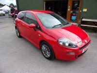 Fiat Punto 1.4 GBT 3dr PETROL MANUAL 2013/13